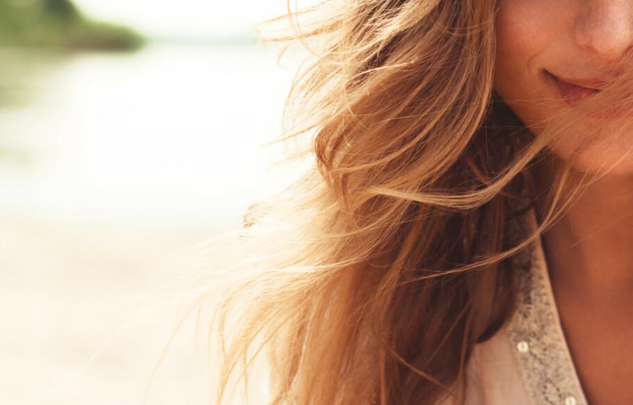 VONDT I HODEBUNNEN: Man sier kanskje at det er håret som gjør vondt, men det er i hodebunnen problemet ligger. FOTO: NTB Scanpix