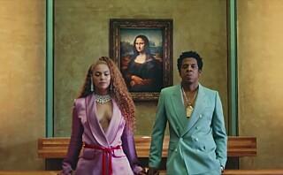 Overnatt som Beyoncè og Jay Z