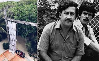 Pablo Escobars gjemmested er blitt et luksushotell