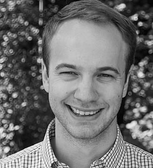 STOR ETTERSPØRSEL: Bjørn Kristian Haugerud i Mentor Norge forteller at etterspørselen etter deres tjenester øker med femti prosent årlig. FOTO: Mentor Norge