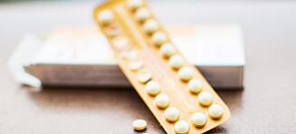 Det er tryggest å hoppe over mensen når du går på p-piller