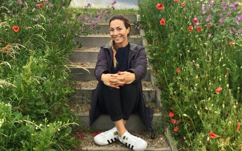 """KATRINE ENGBERG: Den danske krimforfatteren omtales som den """"nye"""" store fra Skandinavia. Nå skal hun lanseres i 20 land. Foto: Privat"""