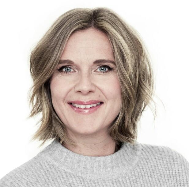 <strong>FIKK LYSE STRIPER:</strong> - De lyse stripene vi la inn, gir hold til håret, og farger med spill er også en viktig del av motebildet nå, sier frisør Sandra Jensen Kåsereff.