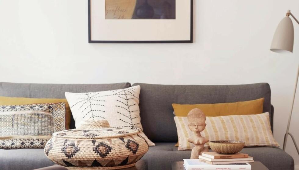 La deg inspirere av Pernilles vakre hjem