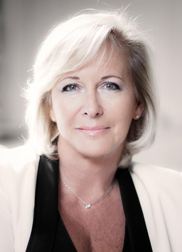 SATT SEG ET MÅL: Elisabeth Sandager ønsket å finne tilbake til merkets DNA. Foto: Pascal Inson