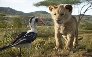 Se den splitter nye «Løvenes Konge»-traileren
