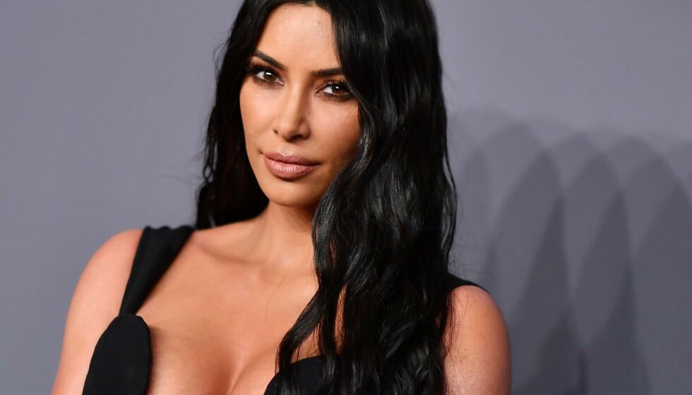 KIM KARDASHIAN: I et nytt intervju forteller Kim Kardashian at hun studerer til å bli advokat. FOTO: NTB scanpix
