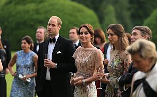 Prins William hyret inn advokater for å stoppe utroskapsrykter