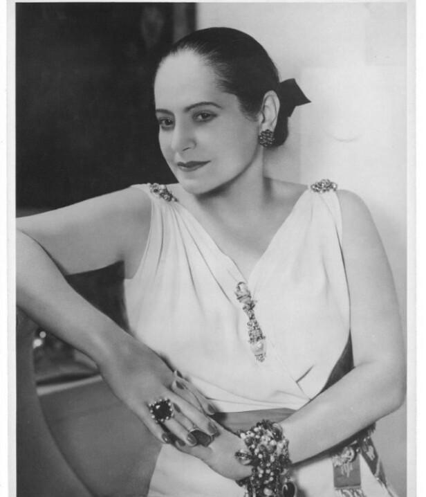 HELENA RUBINSTEIN: For over 100 år siden startet hun sin første salong. Foto: Scanpix