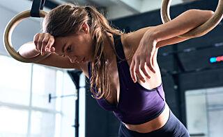 Ser du ikke resultater av den harde treningen din?