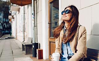 Bare det å tenke på kaffe kan gjøre deg mer våken