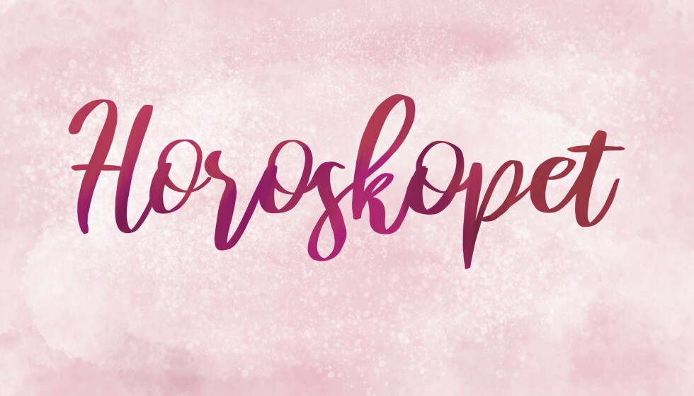 HOROSKOP: Horoskopet gjelder for uke 17. ILLUSTRASJON: Kine Yvonne Kjær