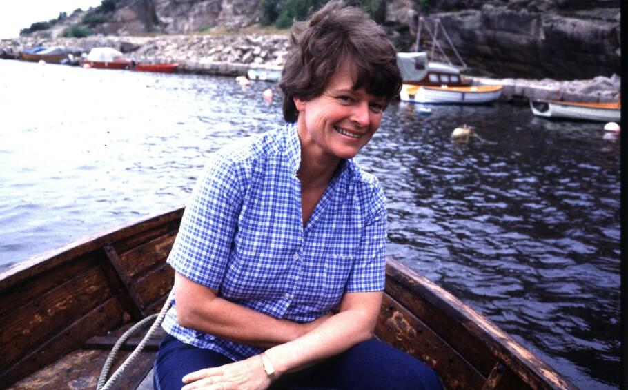EN BAUTA: 20. april 2019 fyller Gro Harlem Brundtland 80 år. Dette bildet er tatt sommeren 1981 - da hun akkurat hadde blitt valgt som Norges første kvinnelige statsminister. FOTO: NTB Scanpix