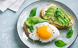 Vi spiser mer og mer egg. Når blir det for mye?
