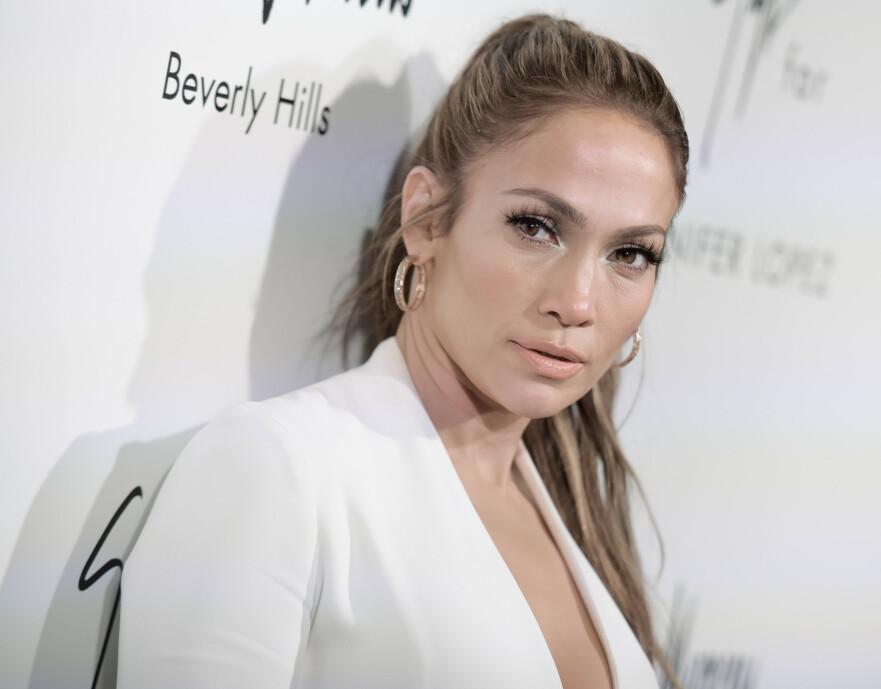 MOTEIKON: Council of Fashion Designers of America (CFDA) har bestemt at Jennifer Lopez skal motta årets moteikon-pris under prisutdelingen i juni. Foto: Scanpix