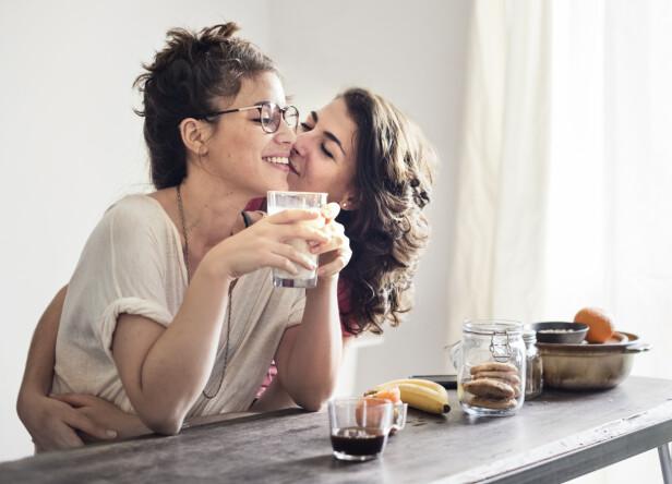 SNEATING: Drar du på date kun for å få et gratis måltid? Foto: Scanpix