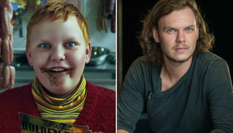 FORSVANT: Philip Wiegratz har ikke tatt på seg noen skuespillerjobber siden 2013. FOTO: Warner Bros. Pictures/Scanpix