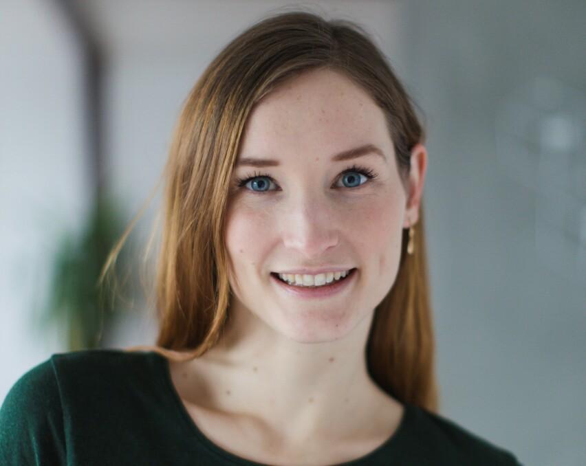 SPARER SÅ MYE SOM MULIG: For Lise har det nesten gått sport i å se hvor billig hun kan leve, både av økonomiske og miljømessige hensyn. FOTO: Ingeborg Løvlie