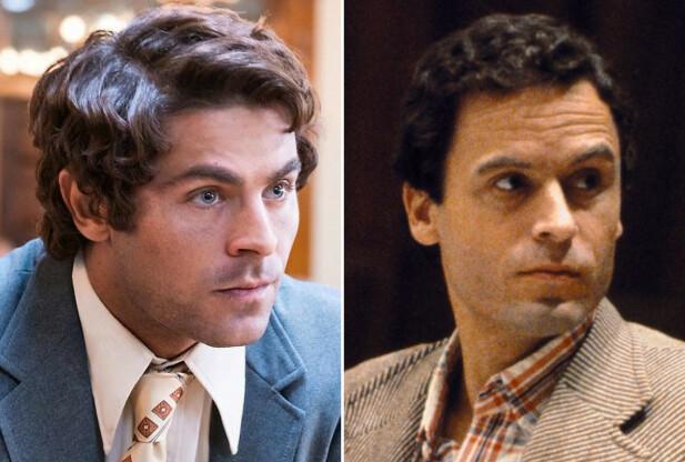 <strong>OVERBEVISENDE:</strong> Zac Efron er nesten skremmende lik Ted Bundy i «Extremely Wicked, Shockingly Evil and Vile». FOTO: Skjermdump