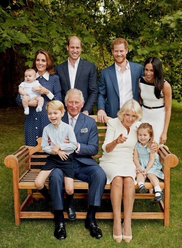 <strong>NOK ET TILSKUDD:</strong> Snart kan den britiske kongefamilien ønske nok et barn velkommen. Foto: Scanpix