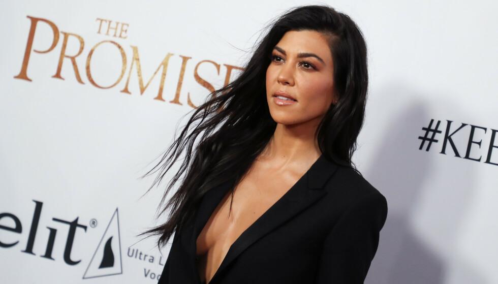 KOURTNEY KARDASHIAN: Trenger du inspirasjon til treningen? Prøv mageprogrammet til Kourtney Kardashian! FOTO: NTB Scanpix