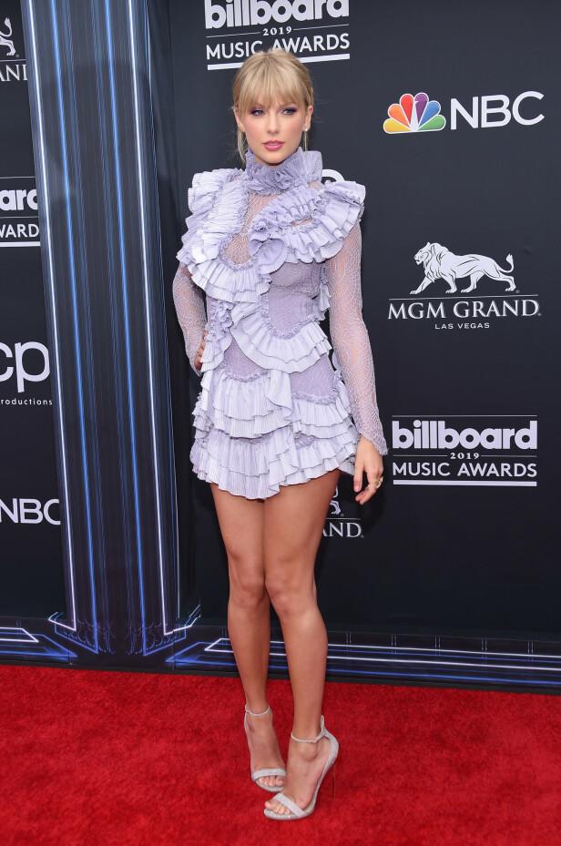 BILLBOARD MUSIC AWARDS: Taylor Swift. Foto: Scanpix