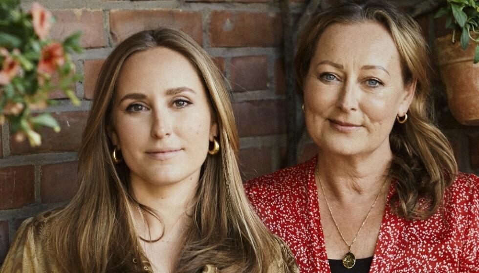 Disse damene lager Norges mest populære kjoler