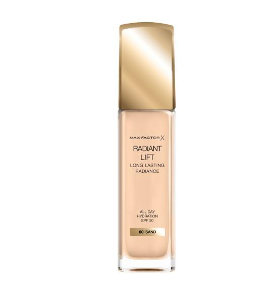 Radiant Lift Foundation: beriket med hylauronsyre som booster huden din med fuktighet. Foundation er long lasting, men føles lett og behagelig på huden.