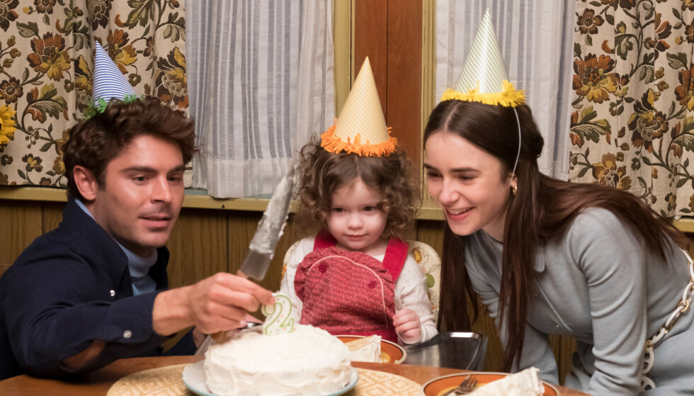 ZAC EFRON: Det er Zac Efron (31) som spiller hovedrollen Ted Bundy, som den unge, kjekke jusstudenten i filmen «Extremely Wicked, Shockingly Evil and Vile». FOTO: NTB Scanpix
