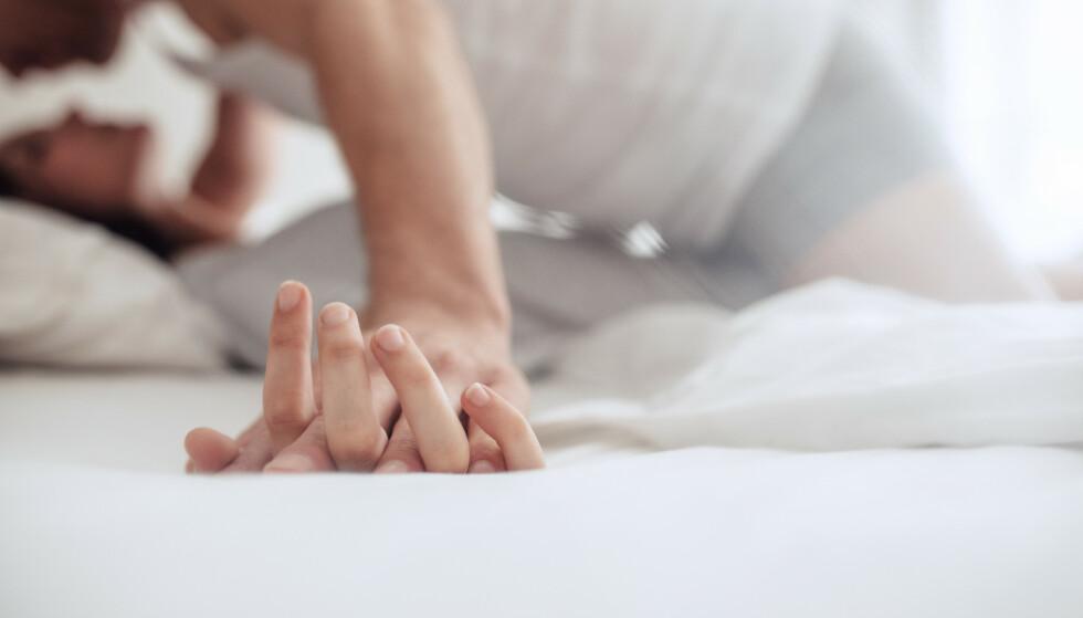 KVALME: Det er ikke uvanlig å føle seg kvalm og/eller uvel etter sex - og det er IKKE fordi sexen ikke har vært bra. FOTO: NTB Scanpix