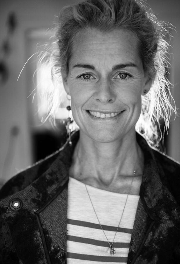 – Det handler om å slutte bevisstløst å lange innpå likegyldig mat, mener Louise Bruun. FOTO: Anne Mie Dreves