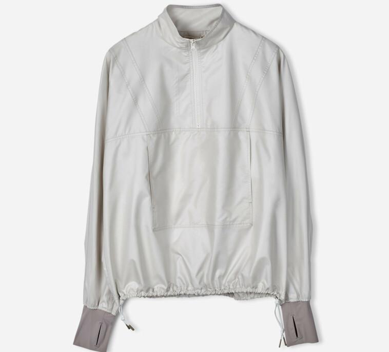 Tynn jakke (kr 2500, Filippa K).