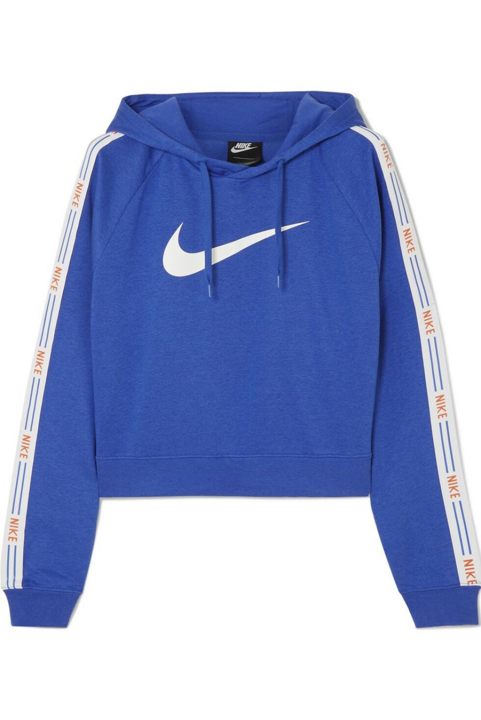 Genser med logo (kr 950, Nike).