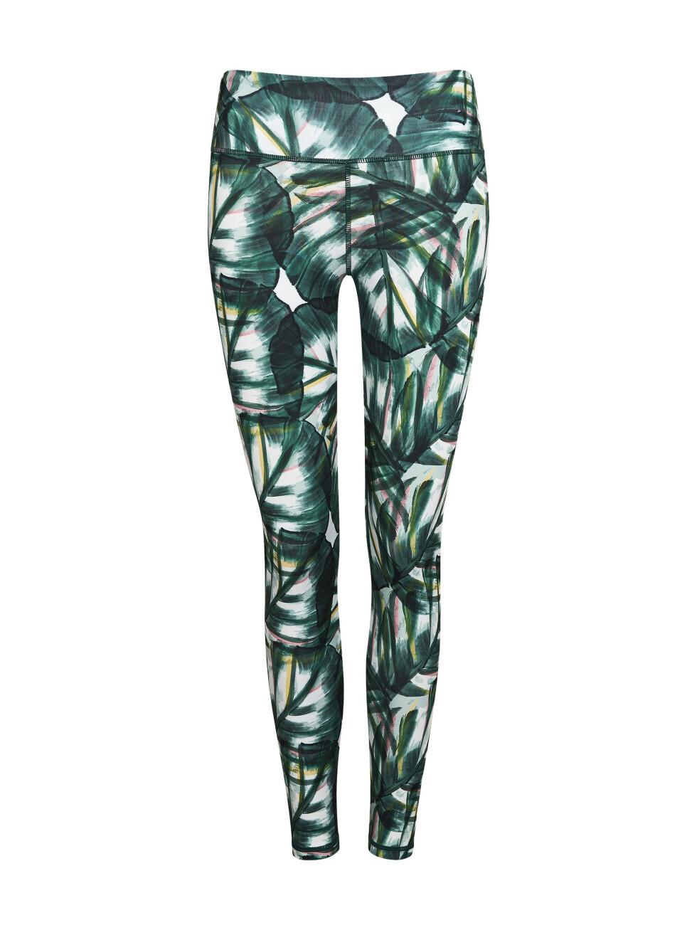 Mønstrete tights (kr 300, Cubus).