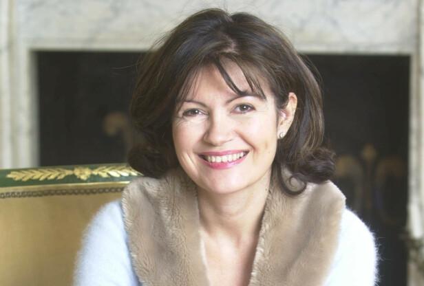 ASTROLOG: Britiske Debbie Frank var prinsesse Dianas private astrolog, og også nære venninne. Hun har spådd hvordan den nyfødte prinsen, som foreløpig ikke har fått navn, kommer til å bli ifølge stjernetegnet sitt. FOTO: NTB Scanpix