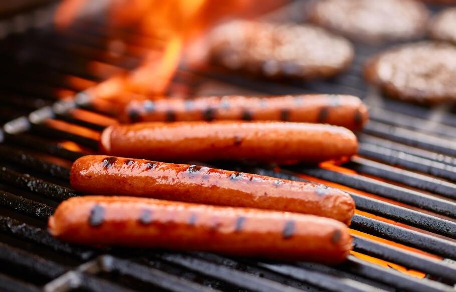 <strong>SVIDD:</strong> Du bør unngå et jevnlig inntak av svidd mat, ifølge ekspertene. FOTO: NTB Scanpix