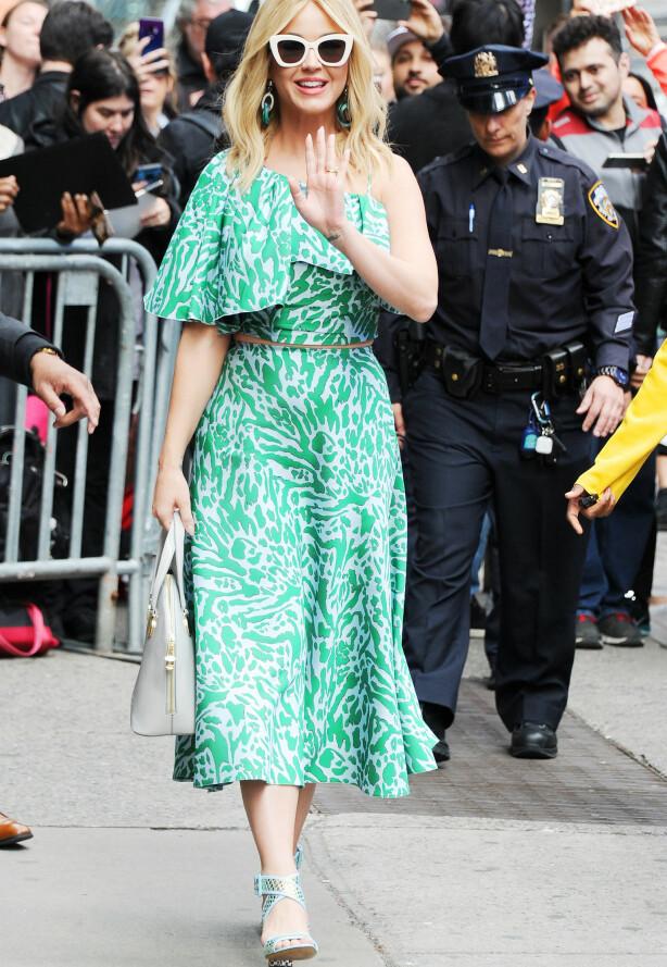 IKKE PLASS TIL TO: Greit å ikke bli forvekslet med skuespiller Kate Hudson, tenkte antakelig Katy Perry da hun byttet etternavn. FOTO: NTB Scanpix