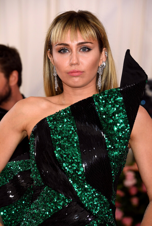 SMILEY: Som barn ble Miley kalt Smiley. Som etterhvert ble til Miley. Foto: NTB Scanpix