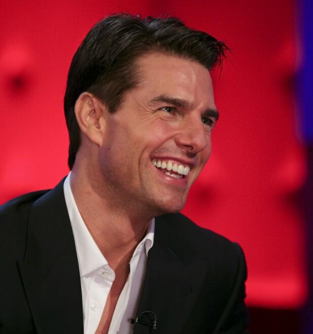 FRA LANGT TIL KORT: Det finnes bare èn Tom Cruise. Som er kjent skuespiller i hvert fall. FOTO: NTB Scanpix