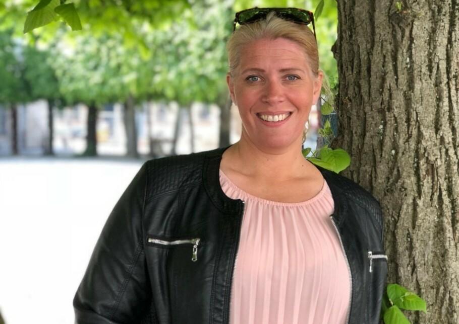 NORSK MAMMA I FRANKRIKE: Selv om hun visste at det franske skolesystemet ville innebære en stor omstilling for barna, er Eva overrasket over hvor store forskjellene faktisk er. FOTO: Privat