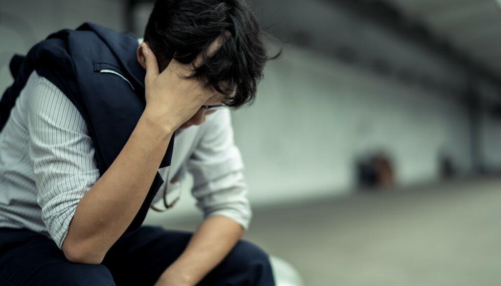 VOLDSOFFER: Vold mot menn i parforholdet er ikke uvanlig. Men snakker de om det? ILLUSTRASJONSFOTO: NTB Scanpix