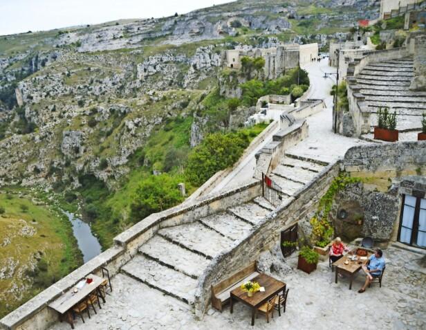Verdensarvbyen Matera