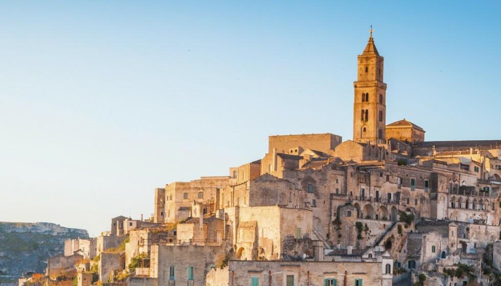 Fra Italias skamplett til europeisk kulturhovedstad