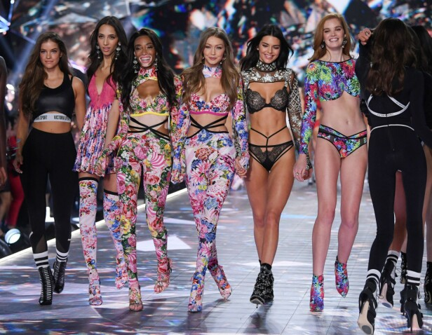 <strong>NYE TIDER:</strong> Årets Victoria's Secret Fashion Show blir nok ikke sendt på TV. Foto: Scanpix
