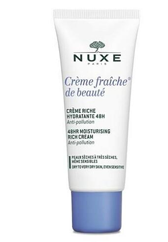 Krem for tørr hud | Nuxe | https://www.apotek1.no/produktserier/nuxe?utm_source=KK.no&utm_medium=Advetorial&utm_campaign=Nuxe%20Creme%20fraiche