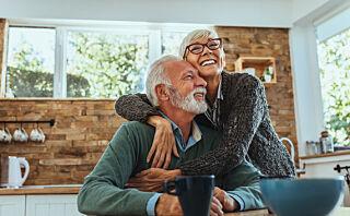 Derfor er 16- og 70-åringer de mest lykkelige blant oss