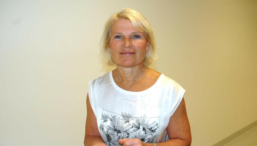 EKSPERT PÅ MATALLERGIER: Bente Krane Kvenshagen er spesialist i barnesykdommer og har jobbet med matallergier i mer enn 25 år. FOTO: Sykehuset Østfold