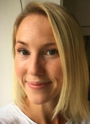 STØTTER TIDLIG INTRODUKSJON: Men ifølge klinisk ernæringsfysiolog Christina Kjeserud er det svært viktig at foreldre maler nøttene godt og er påpasselige med å ikke gi for store mengder. FOTO: Privat