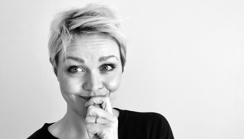JA TIL JUKSING: Det er lov å gjøre som Ingrid Espelid Hovig og jukse litt, mener coach Annette Idsøe. For hvem bryr seg egentlig om maten til avslutningsfesten er hjemmelaget eller ikke? FOTO: Privat