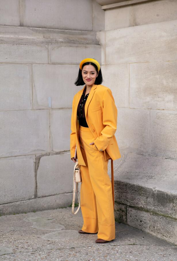 POPULÆRT: Å bruke dressen både til hverdag og fest - gjerne i en fresh farge - har lenge vært en stor trend. Foto: Scanpix